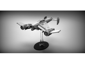 STAND for SCIFI STUKA BOMBER