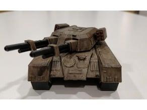 C&C: Mammoth tank