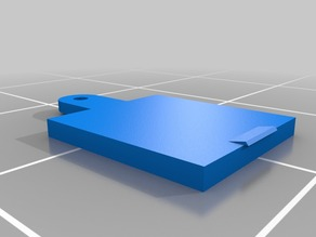 Brick Loot LED 2x4 Brick Battery Cover