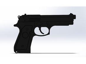 Baretta Gun