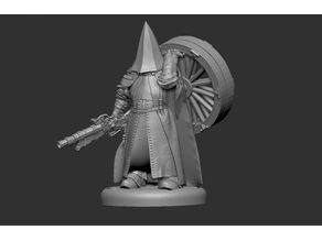 Bloodborne Executioner Miniature