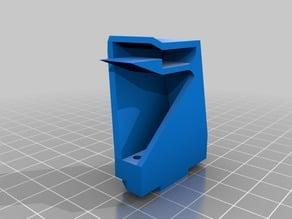 Traxxas Slash Batteriefach-Halter (für große LiPo ca 40mm)