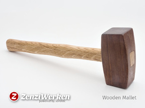 WoodenMallet cnc