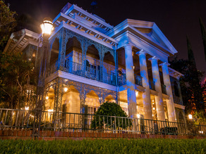 The Haunted Mansion (Both Disneyland AND Magic Kingdom Versions)