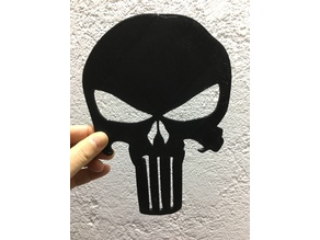 The PUNISHER logo - Wall Art / Decoration