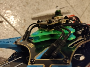 Vibration dampening flight controller platform