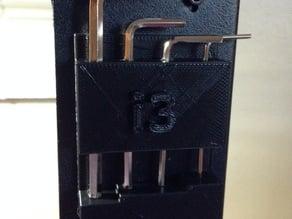 Wanhao i3 Duplicator wrench holder
