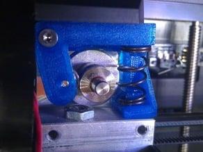 mk8 extruder mod for  larger springs