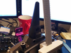 Spektrum DX9 mount for Dragonlink or EZUHF transmitter module