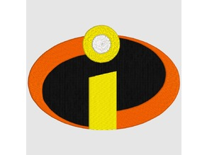 Incredibles Embroidery Design - Applique - Machine Embroidery