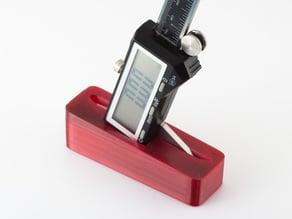 Digital Caliper Stand