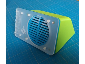 Pimoroni Pirate Radio Speaker Mod