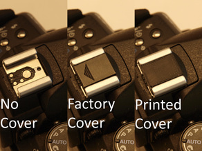 Camera Hotshoe Cover
