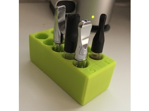 510 Vape Cartridge Stand