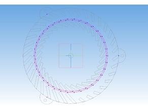 Magnetic motor Perendev
