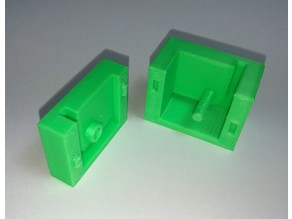 Gussform Silikondämpfer für Anycubic i3 Mega