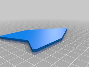 Winglet for Mini AR Wing 600
