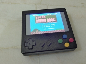 PieBoy Handheld Retro Game Console