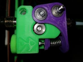 Gavtech™ Dual Drive Bowden Extruder v1.1