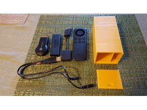 Chromecast/Firestick Travel Case