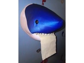 Toilet Paper Shark