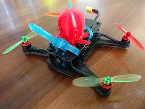Bugsy Jr, Micro Quadcopter, Baby 250