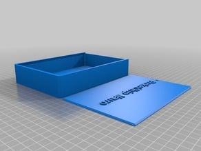 Test box for PocketChip
