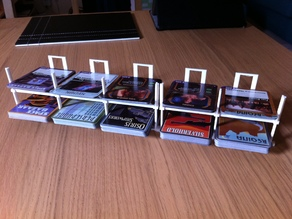 Deck and Discard Pile Holder