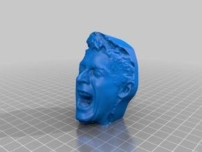 Gavin Gear's Screaming Head