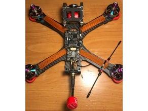 Armattan Chameleon Ti - RX and VTX mount