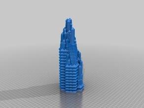 My Customized Skyscrapers