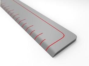 Ruler (metric)
