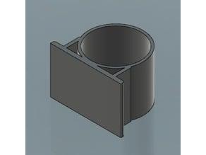 DC motor mount 23mm