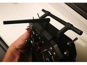 FrSky X10S handle
