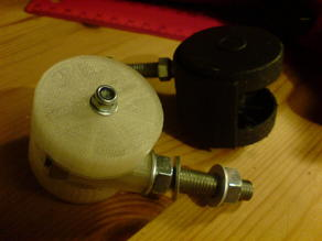Simple Furniture Caster M8-M4