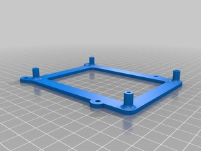 Anet A6 MKS Gen L Board Adapter