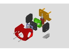 Fan duct for all Creality Printers