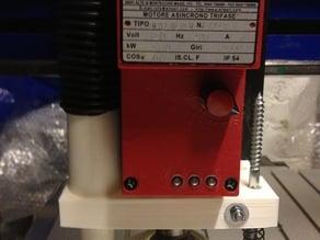 CNC Vacuum Connector for BZT