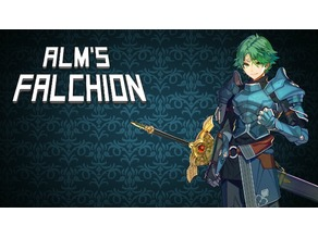 Fire Emblem Echoes Alm's Falchion FIXED