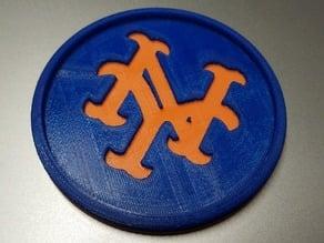 NY Mets Coaster