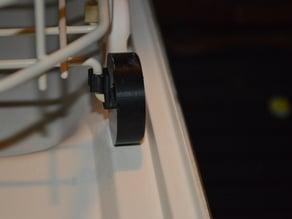 GE Dishwasher Lower Drawer Wheel