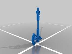 Lego Bionicle Battle Axe