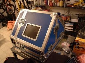 a flightcase for a prusa