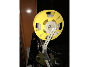 Anet A8 Spool holder and frame for wide spools.