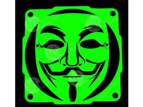Anonymous 120mm Fan Grill