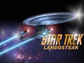 STAR TREK: Galaxy Class (Enterprise-D) / Venture Class Refit  --  FIXED
