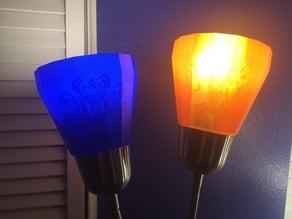 Haunted Mansion-Inspired Lamp Shade