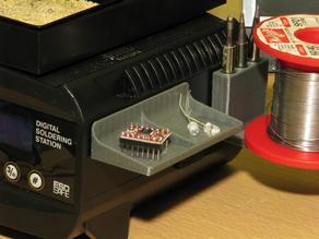 Small Component Shelf