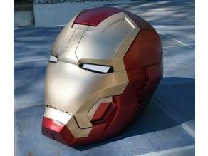Iron Man Mk42 Helmet