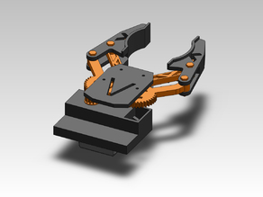 Vector Concept Robot ARM CLAW standard servo